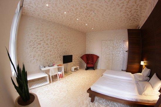 Hotel Rathaus Wein & Design: Zimmer 404
