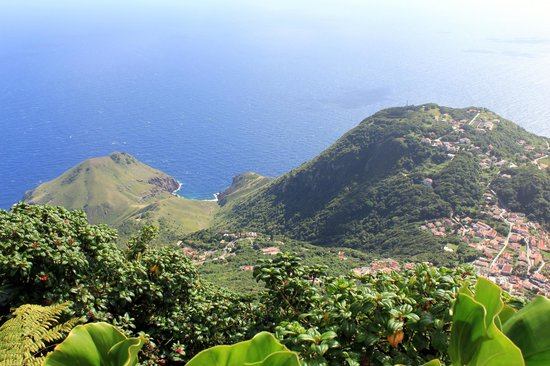Mont Scenery : Windwardside