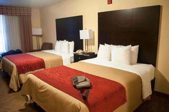 Comfort Inn & Suites : double king