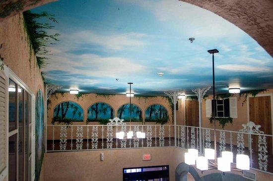 Comfort Inn & Suites : hall
