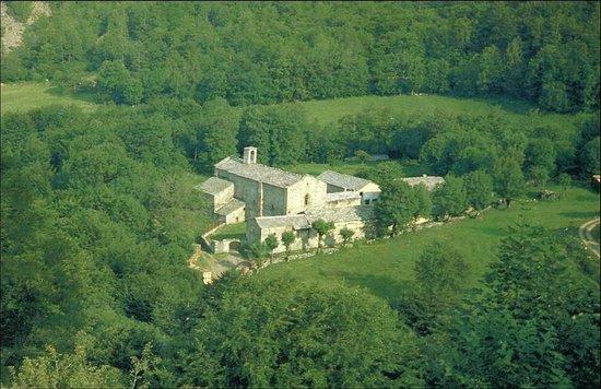 Villar Focchiardo, Italy: Certosa di Montebenedetto in estate
