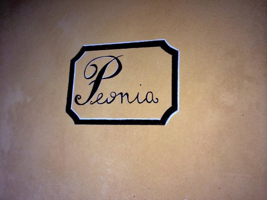 Il Baio Relais & Natural SPA: Suite Peonia