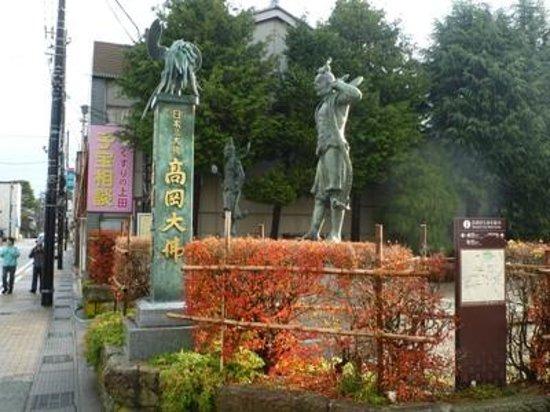 Takaoka Daibutsu Buddha : 高岡大仏01