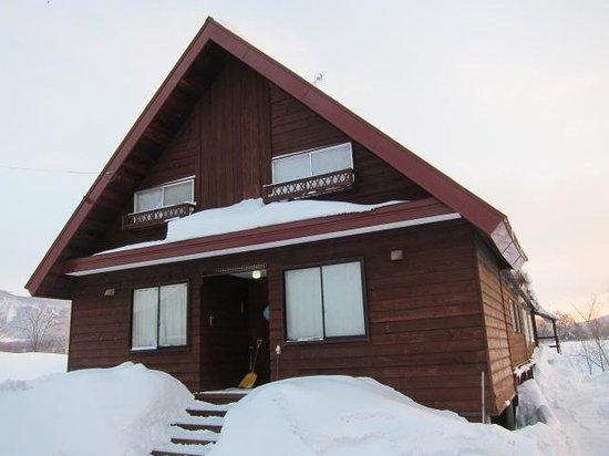 Niseko Tourist Home: 外観
