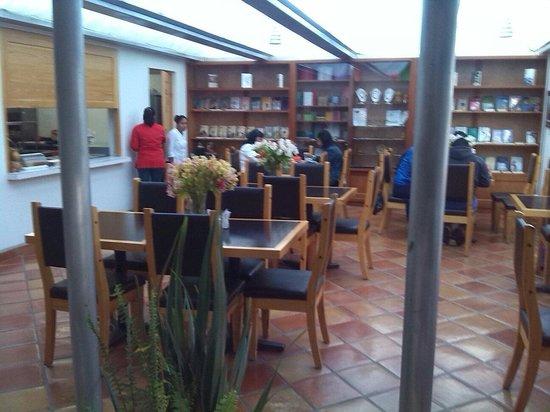 Axkan Arte Hotel : Sala x colazione pranzo cena