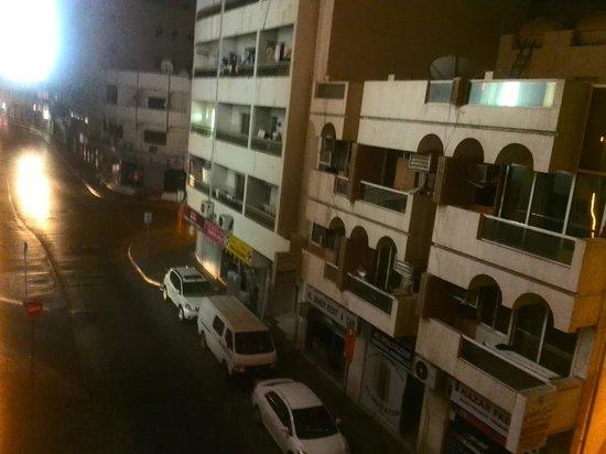 San Marco Hotel: Вид с балкона