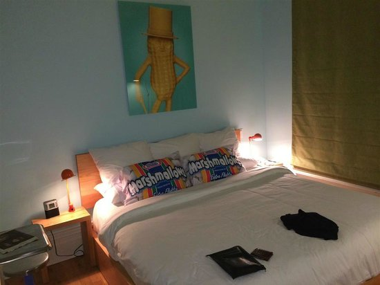 Gladstone Hotel : comfy beds