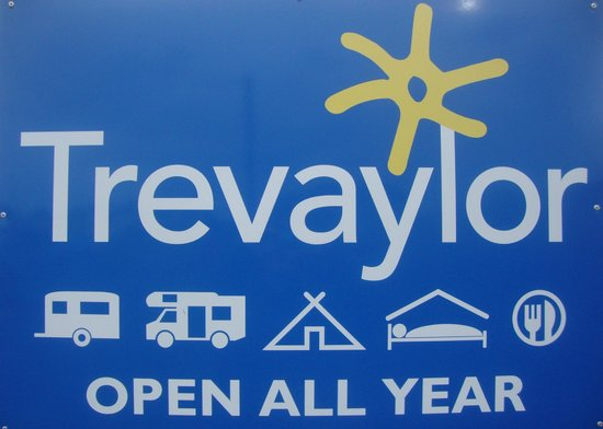 Trevaylor Caravan & Camping Park: Welcome to Trevaylor