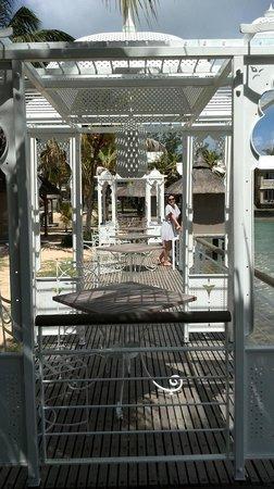 Paradise Cove Boutique Hotel: restaurant