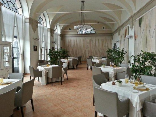 Borgo Dei Conti Resort: Dining room