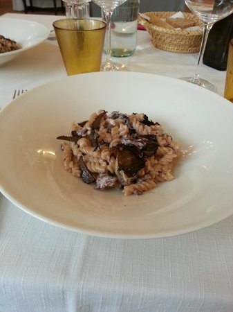 Borgo Dei Conti Resort: Pasta & Tartufo