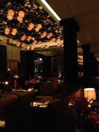 Rosewood London: Restaurante