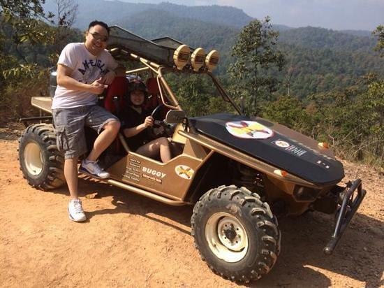 Chiang Mai X-Centre: Thx Lert, our tour guide
