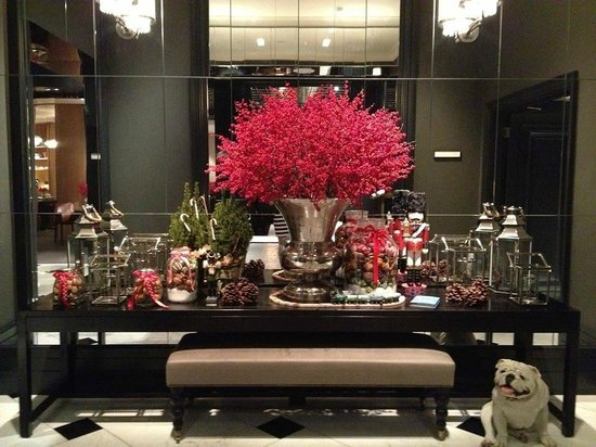 Rosewood London : Hall