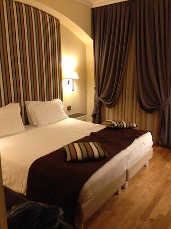 Hotel Milano : Отличный отель в самом центре города. Крайне гостеприимный персонал, уютные номера, удобное мест