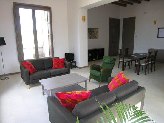 Torre Nova: apartment Castillo living