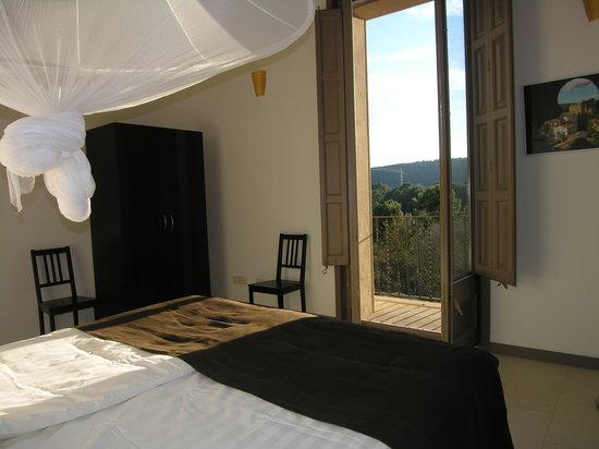 Torre Nova: apartment Castillo bedroom