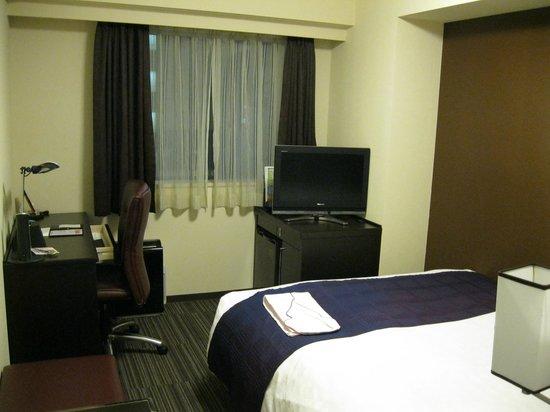Daiwa Roynet Hotel Nagoya Ekimae : номер