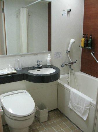 Daiwa Roynet Hotel Nagoya Ekimae : ванная