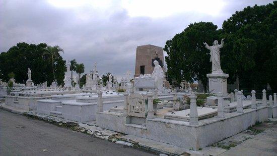 Christopher Columbus Cemetery (Cemetario de Colon): 3