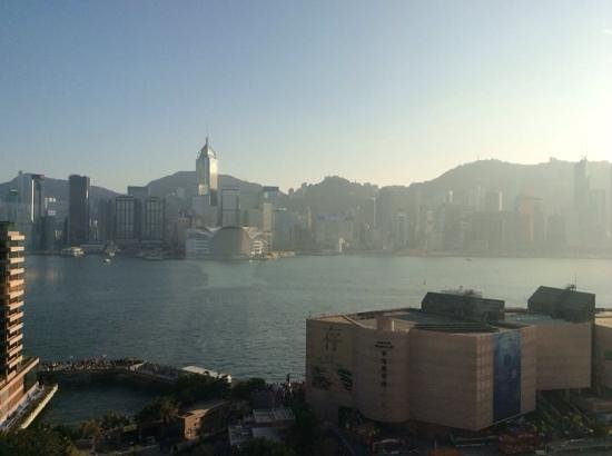 Sheraton Hong Kong Hotel & Towers: view from 1730
