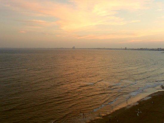 Camino Real Veracruz: tramonto