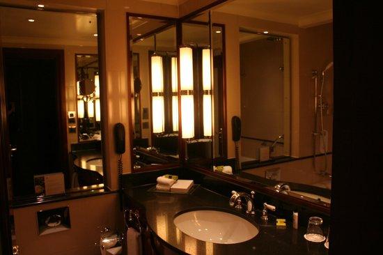 InterContinental London Park Lane: Quarto de banho da suite