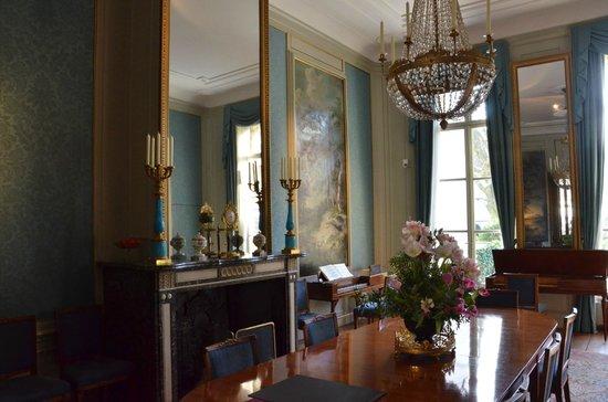 Museum Geelvinck Hinlopen Huis: salone