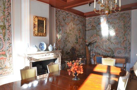 Museum Geelvinck Hinlopen Huis: sala