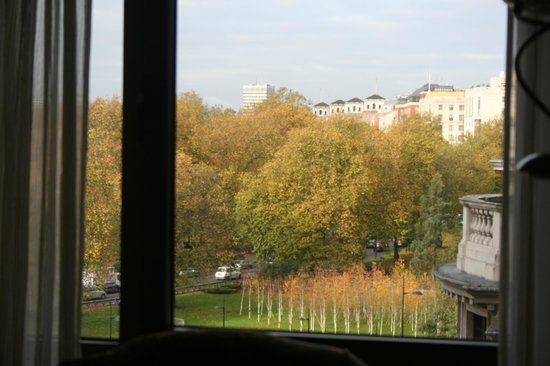 InterContinental London Park Lane: Vista do Quarto