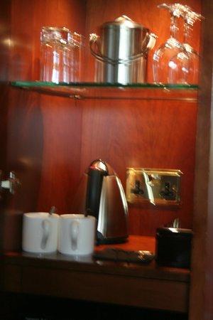 InterContinental London Park Lane : Coffee Station