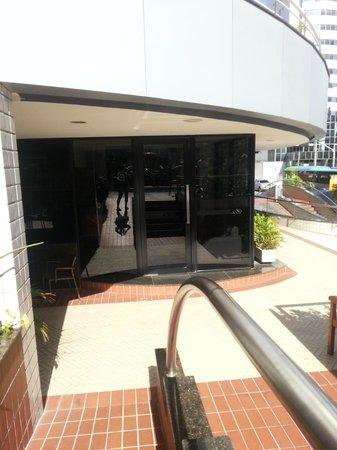 Hotel Diogo Fortaleza : Área externa