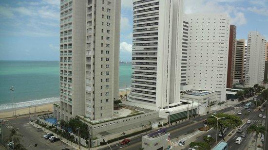 Hotel Diogo Fortaleza : Vista do apto