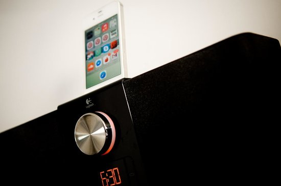 Fierro Hotel Buenos Aires: Iphone Docks in every room