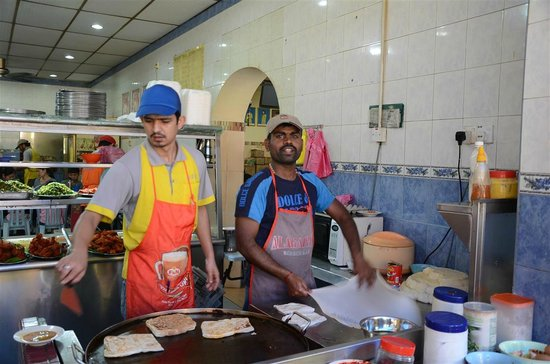 @ Sri Brinchang  with the Chef