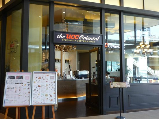 Photo of Cafe The UCC Oriental at 982/22 Sukhumvit Road Prakanong Klongtoey, Bangkok 10110, Thailand