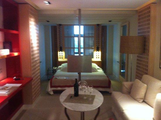 Club Maritimo de Sotogrande: Dormitorio