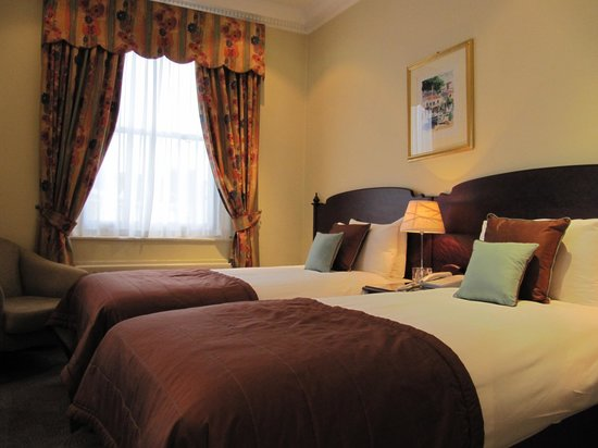 The Windermere Hotel: Classic Twin Room