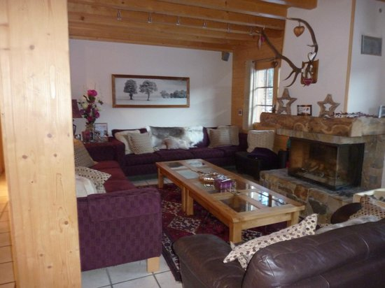 Alps in Style, Chalet Esprit : Sitting room with plenty of space