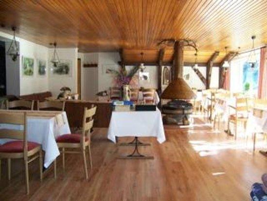 Hotel In der Sonne: Restaurant