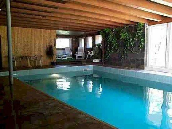 Hotel In der Sonne: Hallenbad mit Sauna
