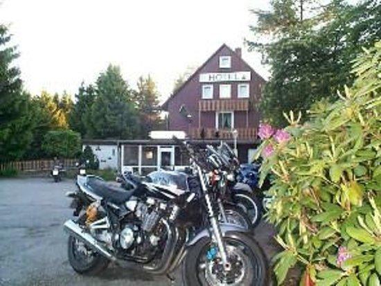 Hotel In der Sonne: Für Biker