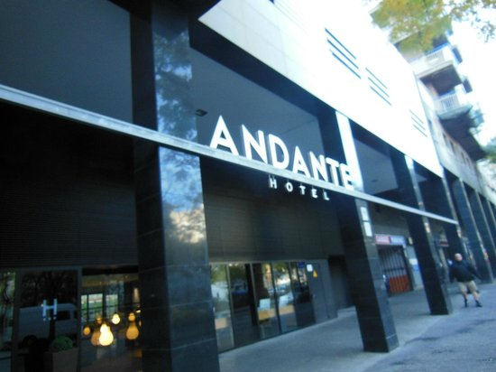 Andante: HOTEL