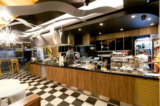 Kamaronia Food Bar