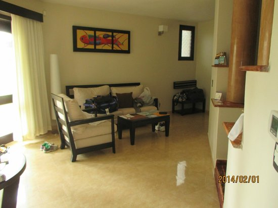 Bavaro Princess All Suites Resort, Spa & Casino: Bungalow Suite