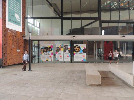 Centro Cultural Metropolitano Gabriela Mistral: GAM
