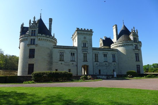 Château de Brézé : Chateau de Breze