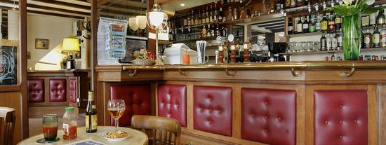 Hotel Normandy: Bar