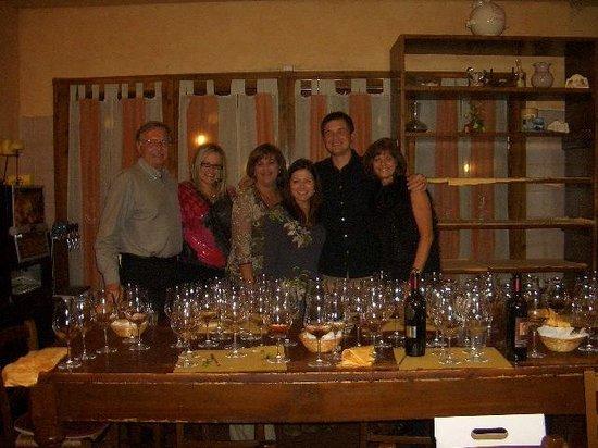 Tenuta Torciano Vineyards : Texas family in the Heart of Tuscany