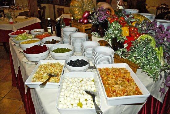 Hotel Ca Fiore : Food Presentation